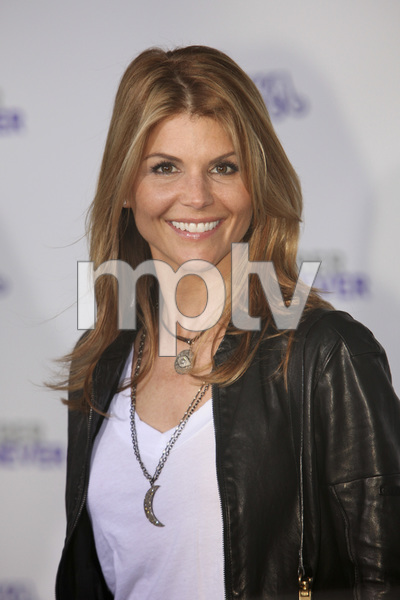 """""""Justin Bieber: Never Say Never"""" Premiere Lori Loughlin 2-8-2011 / Nokia Theater L.A. Live / Paramount Pictures / Los Angeles CA / Photo by Imeh Akpanudosen - Image 24016_0160"""