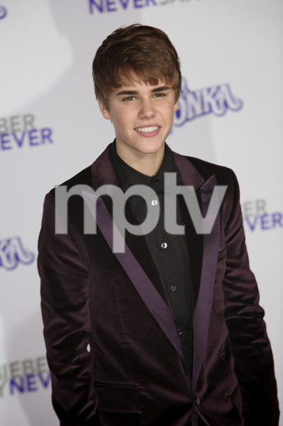 """Justin Bieber: Never Say Never"" Premiere Justin Bieber 2-8-2011 / Nokia Theater L.A. Live / Paramount Pictures / Los Angeles CA / Photo by Imeh Akpanudosen - Image 24016_0170"