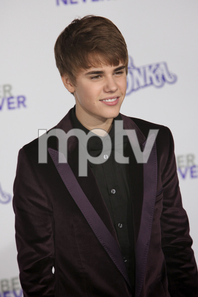 """Justin Bieber: Never Say Never"" Premiere Justin Bieber 2-8-2011 / Nokia Theater L.A. Live / Paramount Pictures / Los Angeles CA / Photo by Imeh Akpanudosen - Image 24016_0172"