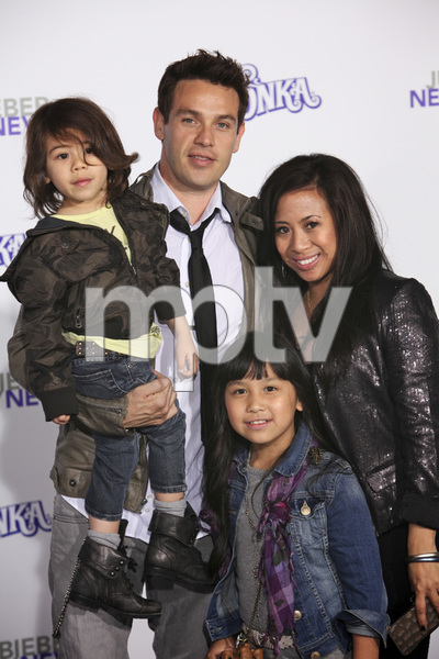 """""""Justin Bieber: Never Say Never"""" Premiere Kevin Alejandro 2-8-2011 / Nokia Theater L.A. Live / Paramount Pictures / Los Angeles CA / Photo by Imeh Akpanudosen - Image 24016_0218"""