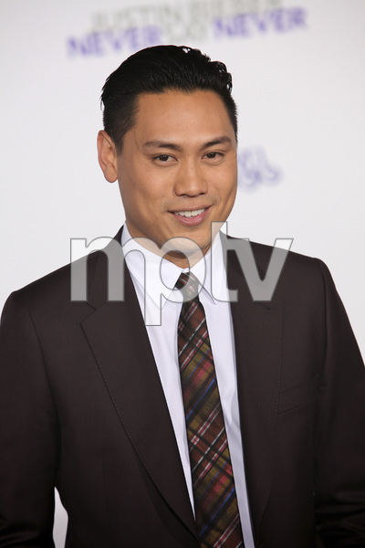 """""""Justin Bieber: Never Say Never"""" Premiere John Chu 2-8-2011 / Nokia Theater L.A. Live / Paramount Pictures / Los Angeles CA / Photo by Imeh Akpanudosen - Image 24016_0224"""