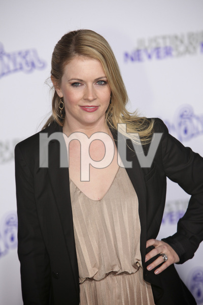 """""""Justin Bieber: Never Say Never"""" Premiere Melissa Joan Hart 2-8-2011 / Nokia Theater L.A. Live / Paramount Pictures / Los Angeles CA / Photo by Imeh Akpanudosen - Image 24016_0295"""