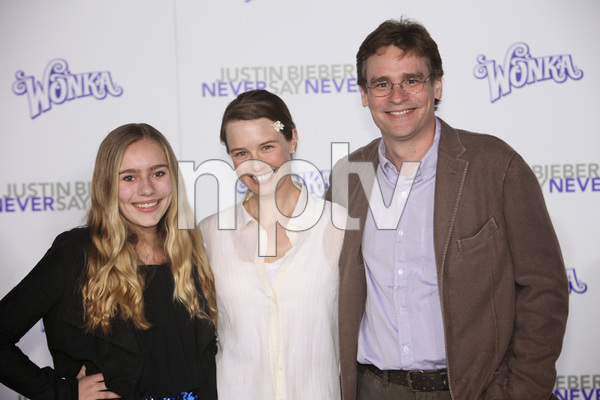 """""""Justin Bieber: Never Say Never"""" Premiere Robert Sean Leonard 2-8-2011 / Nokia Theater L.A. Live / Paramount Pictures / Los Angeles CA / Photo by Imeh Akpanudosen - Image 24016_0315"""