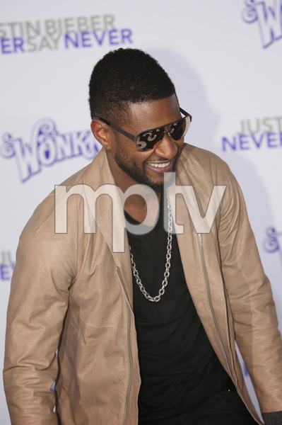 """Justin Bieber: Never Say Never"" Premiere Usher 2-8-2011 / Nokia Theater L.A. Live / Paramount Pictures / Los Angeles CA / Photo by Imeh Akpanudosen - Image 24016_0361"