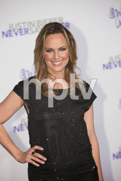 """""""Justin Bieber: Never Say Never"""" Premiere Melora Hardin 2-8-2011 / Nokia Theater L.A. Live / Paramount Pictures / Los Angeles CA / Photo by Imeh Akpanudosen - Image 24016_0369"""
