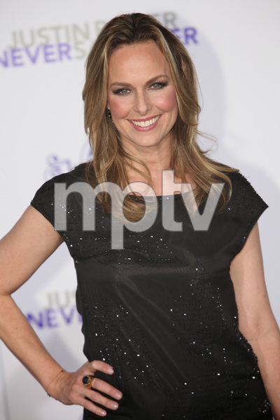 """""""Justin Bieber: Never Say Never"""" Premiere Melora Hardin 2-8-2011 / Nokia Theater L.A. Live / Paramount Pictures / Los Angeles CA / Photo by Imeh Akpanudosen - Image 24016_0372"""