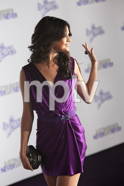 """""""Justin Bieber: Never Say Never"""" Premiere Selena Gomez 2-8-2011 / Nokia Theater L.A. Live / Paramount Pictures / Los Angeles CA / Photo by Imeh Akpanudosen - Image 24016_0431"""