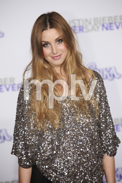 """""""Justin Bieber: Never Say Never"""" Premiere Whitney Port 2-8-2011 / Nokia Theater L.A. Live / Paramount Pictures / Los Angeles CA / Photo by Imeh Akpanudosen - Image 24016_0507"""