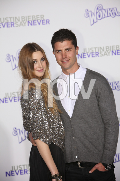 """""""Justin Bieber: Never Say Never"""" Premiere Whitney Port, Ben Nemtin 2-8-2011 / Nokia Theater L.A. Live / Paramount Pictures / Los Angeles CA / Photo by Imeh Akpanudosen - Image 24016_0511"""