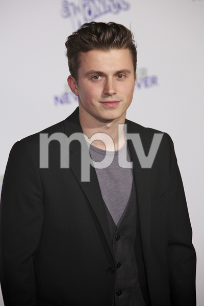 """""""Justin Bieber: Never Say Never"""" Premiere Kenny Wormald 2-8-2011 / Nokia Theater L.A. Live / Paramount Pictures / Los Angeles CA / Photo by Imeh Akpanudosen - Image 24016_0545"""