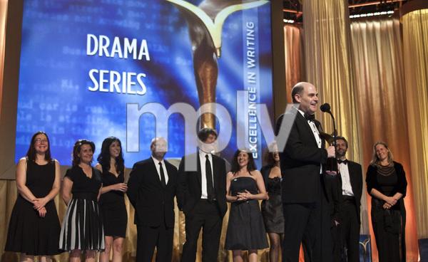 """2011 Writers Guild Awards""Matthew Weiner02-05-2011 / Renaissance Hollywood Hotel / Hollywood, CA © 2011 Michael Jones - Image 24018_0003"
