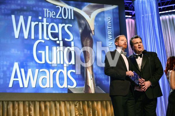 """2011 Writers Guild Awards""Jesse Tyler Ferguson, Eric Stonestreet02-05-2011 / Renaissance Hollywood Hotel / Hollywood, CA © 2011 Michael Jones - Image 24018_0007"