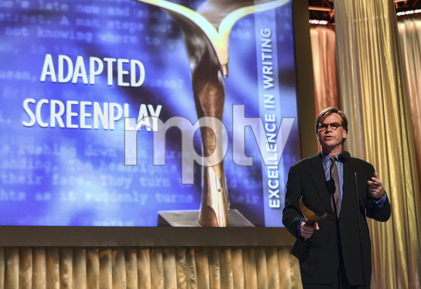 """2011 Writers Guild Awards""Aaron Sorkin02-05-2011 / Renaissance Hollywood Hotel / Hollywood, CA © 2011 Michael Jones - Image 24018_0015"