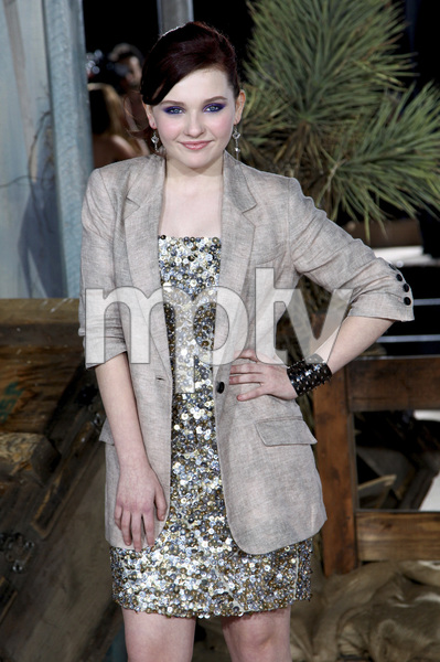 """Rango"" Premiere Abigail Breslin 2-14-2011 / Paramount Studios / Village Theater / Los Angeles CA / Photo by Imeh Akpanudosen - Image 24022_0243"