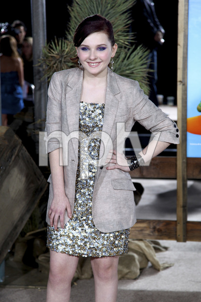 """Rango"" Premiere Abigail Breslin 2-14-2011 / Paramount Studios / Village Theater / Los Angeles CA / Photo by Imeh Akpanudosen - Image 24022_0251"