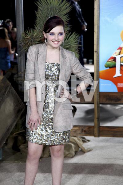 """Rango"" Premiere Abigail Breslin 2-14-2011 / Paramount Studios / Village Theater / Los Angeles CA / Photo by Imeh Akpanudosen - Image 24022_0252"