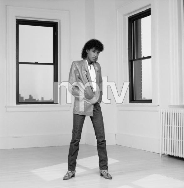 """The Deele""Kenny ""Babyface"" Edmonds1985 © 1985 Bobby Holland - Image 24025_0010"