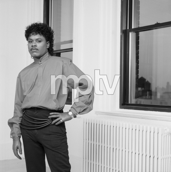 """The Deele""Antonio ""L.A."" Reid1985 © 1985 Bobby Holland - Image 24025_0013"