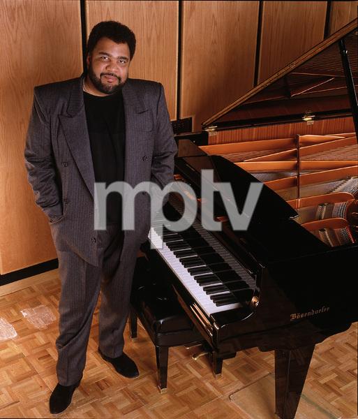 George Duke 2001© 2001 Bobby Holland - Image 24030_0003