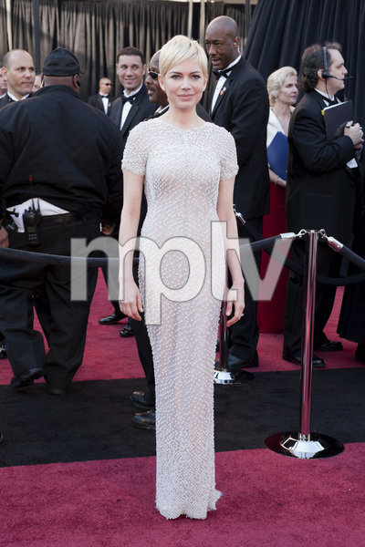 """The Academy Awards - 83rd Annual"" (Arrivals) Michelle Williams02-27-2011 Photo by Ivan Vejar © 2011 A.M.P.A.S. - Image 24036_0029"