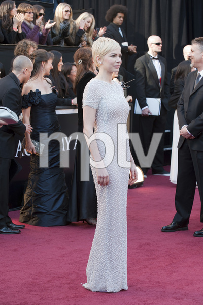 """The Academy Awards - 83rd Annual"" (Arrivals) Michelle Williams02-27-2011 Photo by Ivan Vejar © 2011 A.M.P.A.S. - Image 24036_0092"