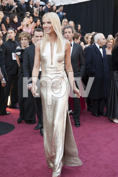 """""""The Academy Awards - 83rd Annual"""" (Arrivals) Gwyneth Paltrow02-27-2011 Photo by Ivan Vejar © 2011 A.M.P.A.S. - Image 24036_0130"""