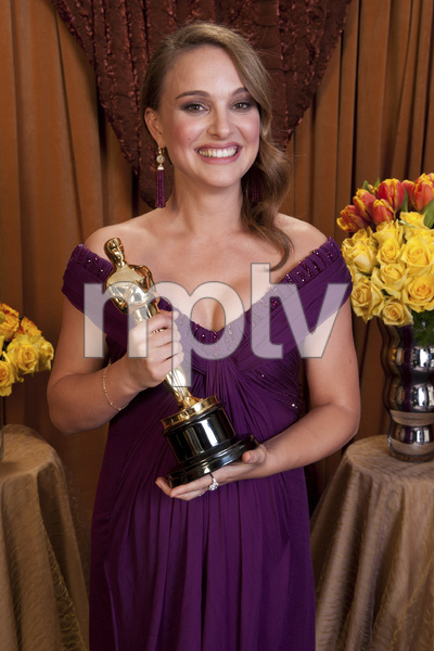 """The Academy Awards - 83rd Annual"" (Backstage) Natalie Portman2-27-2011Photo by Tom Wawrychuk © 2011 A.M.P.A.S. - Image 24036_0213"
