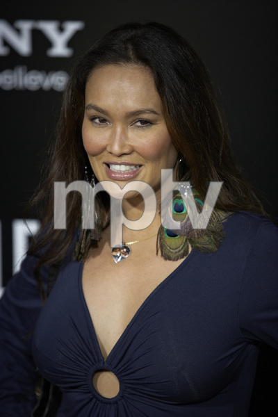 """""""Battle: Los Angeles"""" Premiere  Tia Carrere3-8-2011 / Columbia Pictures / Regency Village Theater / Westwood CA / Photo by Benny Haddad - Image 24037_0029"""