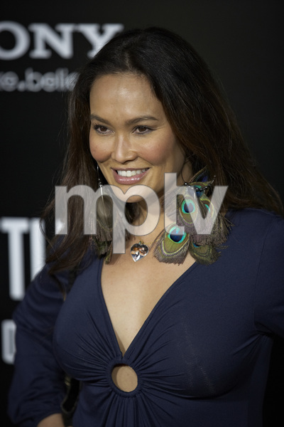 """""""Battle: Los Angeles"""" Premiere  Tia Carrere3-8-2011 / Columbia Pictures / Regency Village Theater / Westwood CA / Photo by Benny Haddad - Image 24037_0030"""