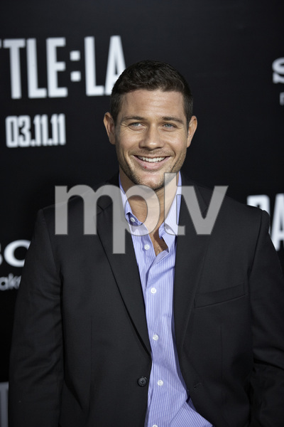"""""""Battle: Los Angeles"""" Premiere  Gino Pesi 3-8-2011 / Columbia Pictures / Regency Village Theater / Westwood CA / Photo by Benny Haddad - Image 24037_0036"""