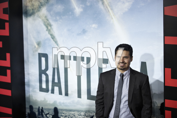 """""""Battle: Los Angeles"""" Premiere  Michael Pena 3-8-2011 / Columbia Pictures / Regency Village Theater / Westwood CA / Photo by Benny Haddad - Image 24037_0056"""