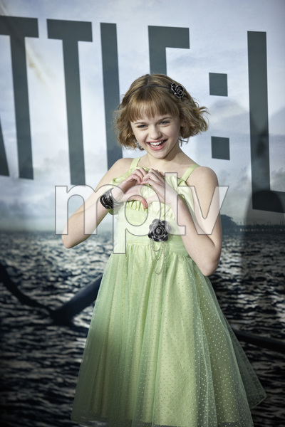 """Battle: Los Angeles"" Premiere  Joey King3-8-2011 / Columbia Pictures / Regency Village Theater / Westwood CA / Photo by Benny Haddad - Image 24037_0072"