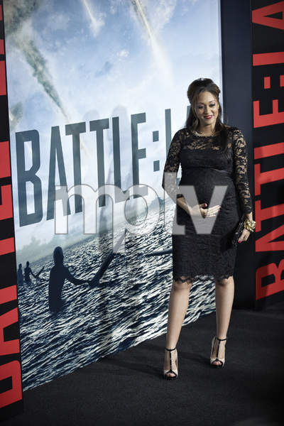 """""""Battle: Los Angeles"""" Premiere  Tia Mowry3-8-2011 / Columbia Pictures / Regency Village Theater / Westwood CA / Photo by Benny Haddad - Image 24037_0074"""