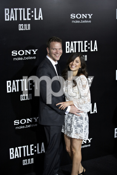"""Battle: Los Angeles"" Premiere  Jim Parrack3-8-2011 / Columbia Pictures / Regency Village Theater / Westwood CA / Photo by Benny Haddad - Image 24037_0094"