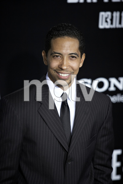 """Battle: Los Angeles"" Premiere  Neil Brown Jr. 3-8-2011 / Columbia Pictures / Regency Village Theater / Westwood CA / Photo by Benny Haddad - Image 24037_0110"