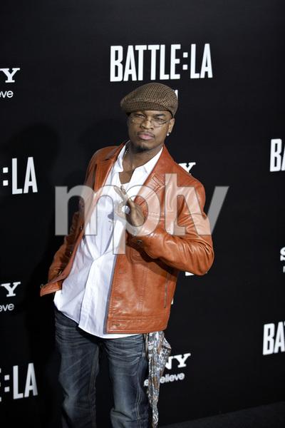 """Battle: Los Angeles"" Premiere  Ne-Yo 3-8-2011 / Columbia Pictures / Regency Village Theater / Westwood CA / Photo by Benny Haddad - Image 24037_0117"