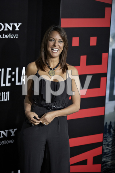 """Battle: Los Angeles"" Premiere  Eva La Rue3-8-2011 / Columbia Pictures / Regency Village Theater / Westwood CA / Photo by Benny Haddad - Image 24037_0120"