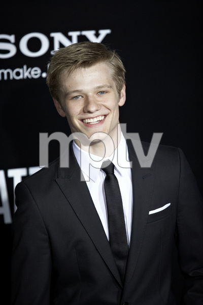 """""""Battle: Los Angeles"""" Premiere  Lucas Till3-8-2011 / Columbia Pictures / Regency Village Theater / Westwood CA / Photo by Benny Haddad - Image 24037_0144"""