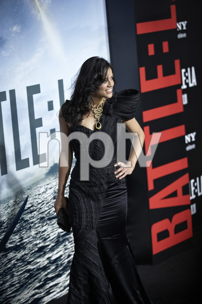 """""""Battle: Los Angeles"""" Premiere   Michelle Rodriguez 3-8-2011 / Columbia Pictures / Regency Village Theater / Westwood CA / Photo by Benny Haddad - Image 24037_0151"""