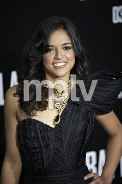 """""""Battle: Los Angeles"""" Premiere   Michelle Rodriguez 3-8-2011 / Columbia Pictures / Regency Village Theater / Westwood CA / Photo by Benny Haddad - Image 24037_0156"""