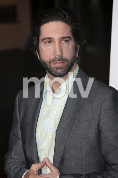 """Trust"" PremiereDavid Schwimmer 3-21-2011 / Millennium Entertainment / DGA Theater / Hollywood CA / Photo by Imeh Akpanudosen - Image 24042_0135"