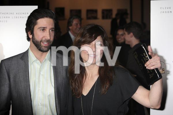 """Trust"" PremiereDavid Schwimmer, Catherine Keener 3-21-2011 / Millennium Entertainment / DGA Theater / Hollywood CA / Photo by Imeh Akpanudosen - Image 24042_0236"