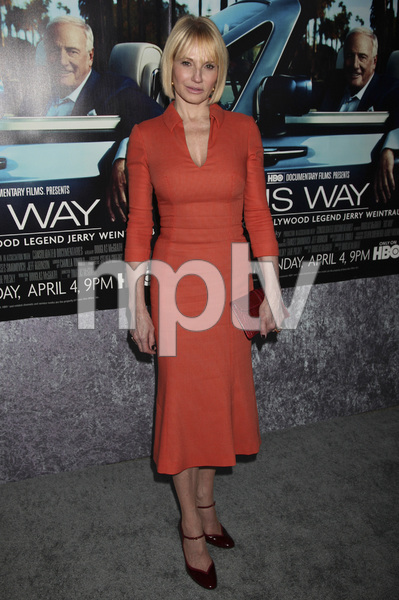 """His Way"" Premiere Ellen Barkin 3-22-2011 / HBO / Paramount Theater / Hollywood CA / Photo by Imeh Akpanudosen - Image 24043_0012"