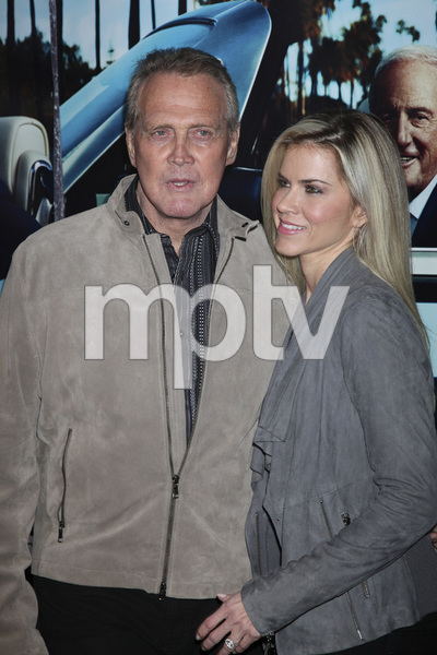 """His Way"" Premiere Lee Majors, Faith Majors 3-22-2011 / HBO / Paramount Theater / Hollywood CA / Photo by Imeh Akpanudosen - Image 24043_0016"