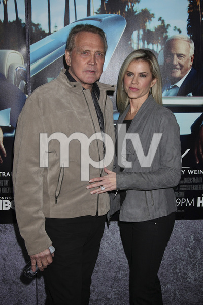 """His Way"" Premiere Lee Majors, Faith Majors 3-22-2011 / HBO / Paramount Theater / Hollywood CA / Photo by Imeh Akpanudosen - Image 24043_0020"