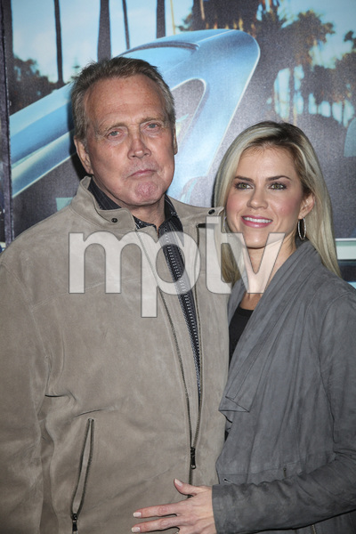 """His Way"" Premiere Lee Majors, Faith Majors 3-22-2011 / HBO / Paramount Theater / Hollywood CA / Photo by Imeh Akpanudosen - Image 24043_0022"
