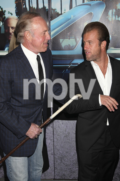 """His Way"" Premiere James Caan, Scott Caan 3-22-2011 / HBO / Paramount Theater / Hollywood CA / Photo by Imeh Akpanudosen - Image 24043_0044"