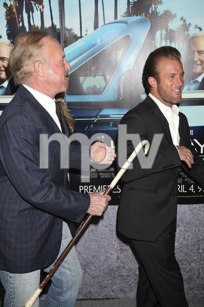 """His Way"" Premiere James Caan, Scott Caan 3-22-2011 / HBO / Paramount Theater / Hollywood CA / Photo by Imeh Akpanudosen - Image 24043_0045"