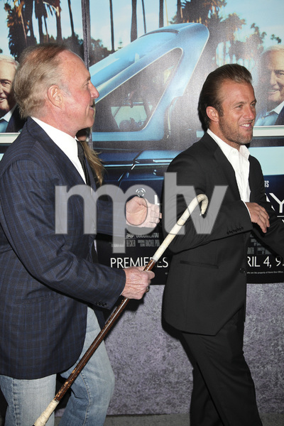 """His Way"" Premiere James Caan, Scott Caan 3-22-2011 / HBO / Paramount Theater / Hollywood CA / Photo by Imeh Akpanudosen - Image 24043_0045"