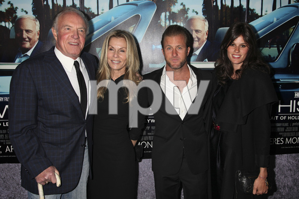 """His Way"" Premiere James Caan, Scott Caan 3-22-2011 / HBO / Paramount Theater / Hollywood CA / Photo by Imeh Akpanudosen - Image 24043_0048"